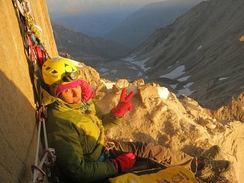 بازنشر مصاحبه سایت کوهنامه با نسیم عشقی