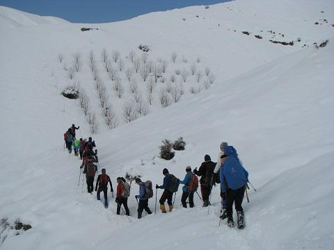 هر هفته یک برنامه«شماره ۶۷۰»/ این بار گزارش برنامه صعود قله بارو (۹۵/۱۰/۱۰)