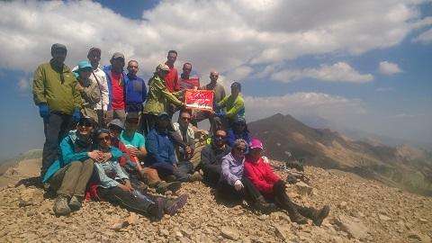 هر هفته یک برنامه «شماره ۷۰۲»/ این بار گزارش صعود قله چپکرو ۹۶/۵/۱۳