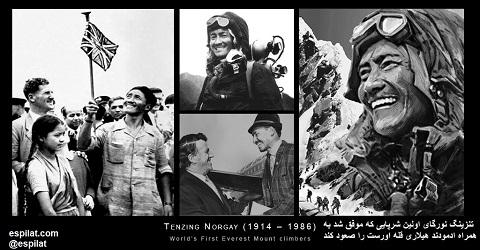 شرپاهای هیمالیا – پیروزی ها و مصائب (قسمت اول) – تألیف و ترجمه: محمد اسماعیلی