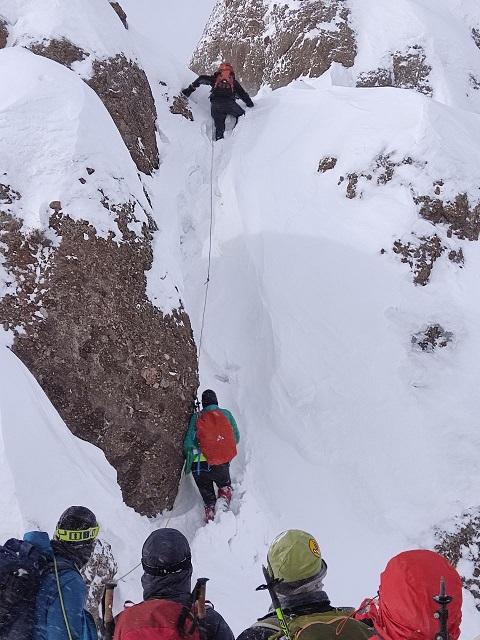 گزارش برنامه تلاش صعود قله ساکا از دو مسیر ۱۳۹۹/۱۰/۵ – هر هفته یک برنامه «شماره ۸۸۵»