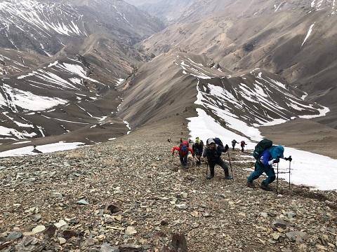 گزارش صعود قله لوارک ۱۴۰۰/۱/۲۰ – هر هفته یک برنامه «شماره ۹۹۸»