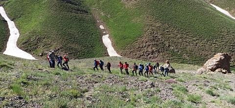 گزارش صعود قله وروشت ۱۴۰۰/۳/۷ – هر هفته یک برنامه «شماره ۹۱۶»
