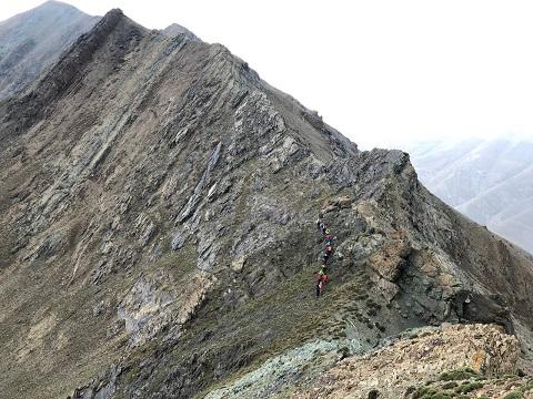 گزارش صعود قلل نوسوم ، بند دال کولی و دال کولی (خط الرأس هرزه کوه) ۱۴۰۰/۵/۱۵ – هر هفته یک برنامه «شماره ۹۲۶»